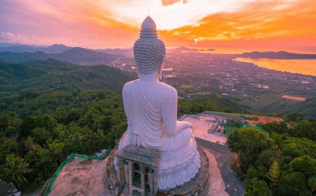 Buddha in Phuket