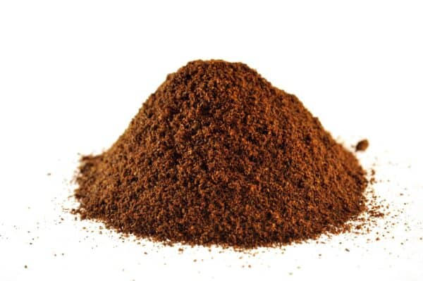 Kratom extract brown powder stack