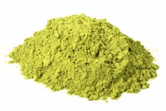 Borneo Yellow Vein Kratom Powder