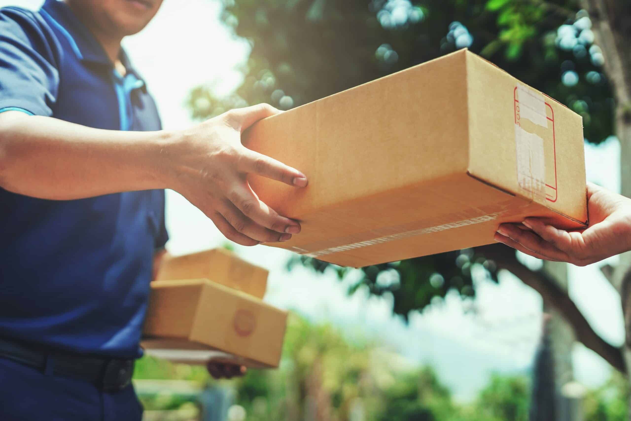 Shipping service picture