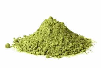 Kratom powder Mytraginin vein