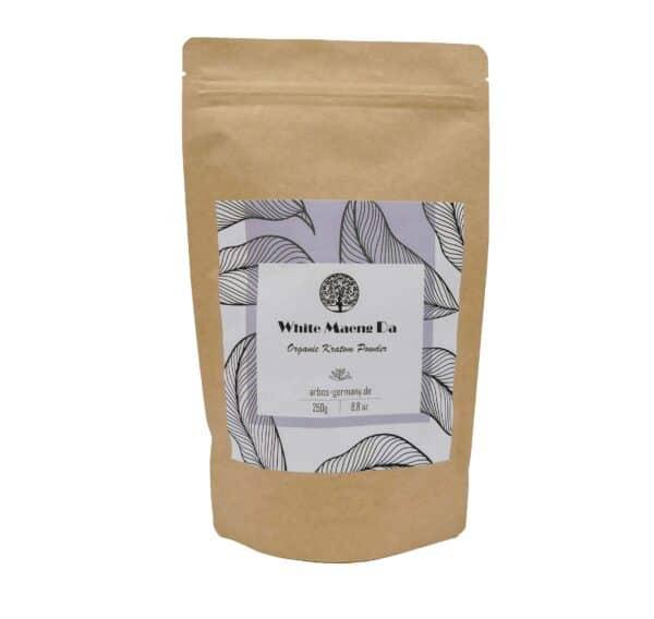 White Maeng Da Produktverpackung