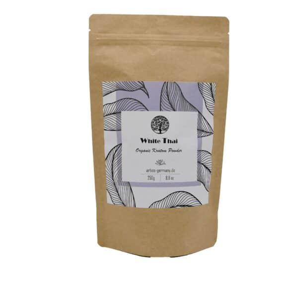 White Thai Produktverpackung