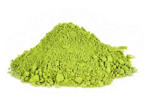 Kratom Powder Stack Green Sulawesi